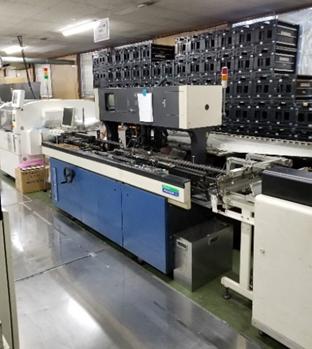 東北コーデン設備 大型基板対応機